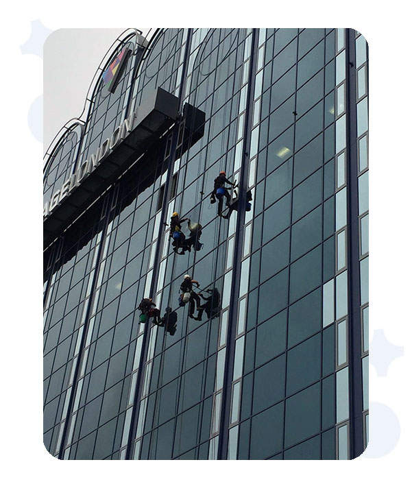 Vertical Cleaning Services